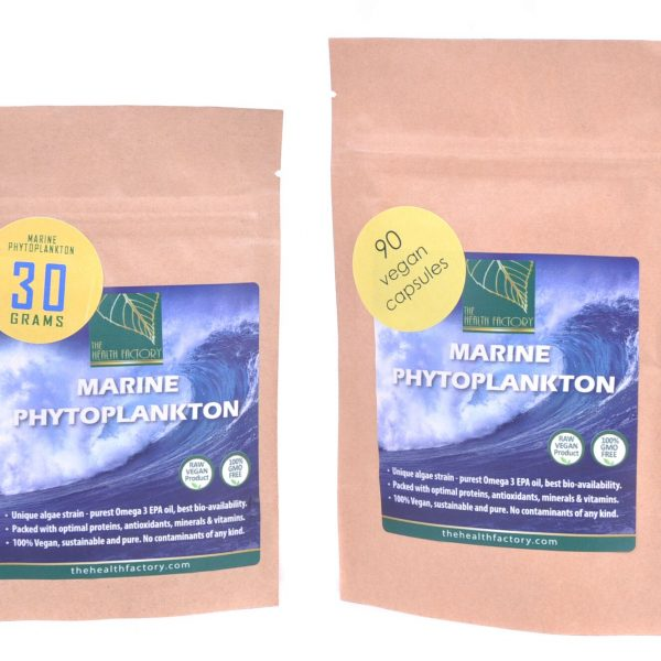Marine Phytoplankton by the Health Factory