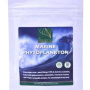 the health factory marine phytoplankton 50 gram sachet vegan EPA Omega 3
